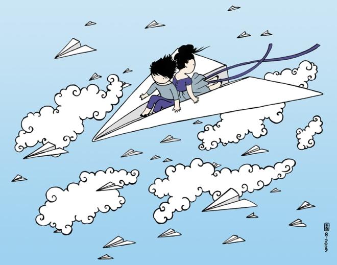 paper planes - sm