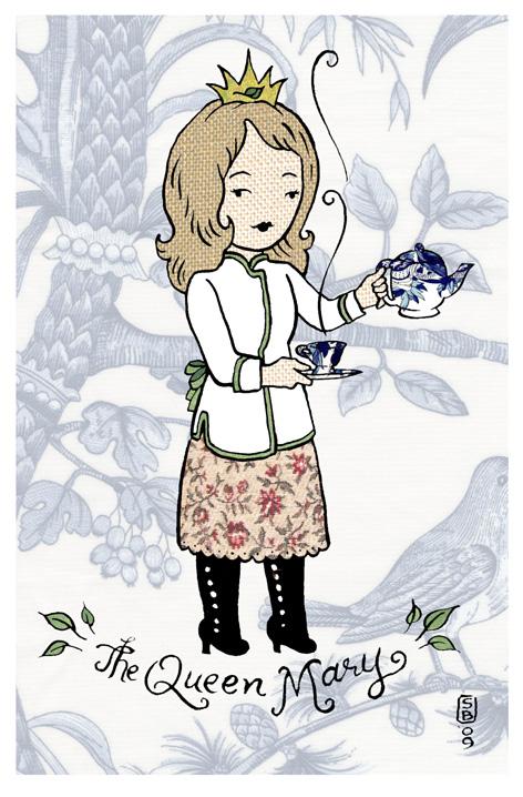 stasia burrington queen mary
