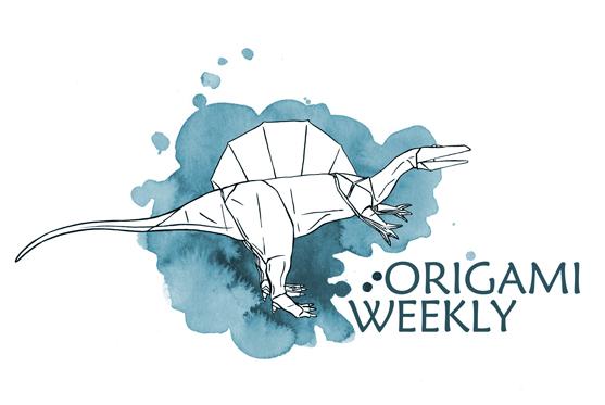 Origami Weekly Logo