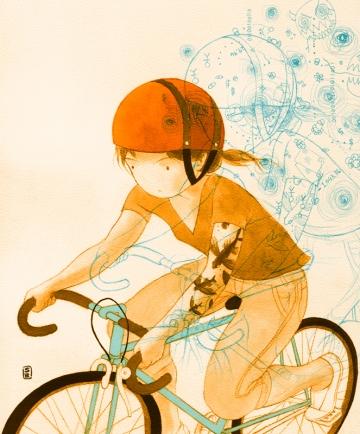 Zen and the Art of Urban Cycling for Urban Velo, via Stasia Burrington