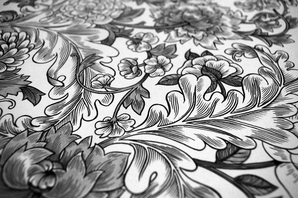 3 4 Tattoo Sleeve Design Stasia S Studio