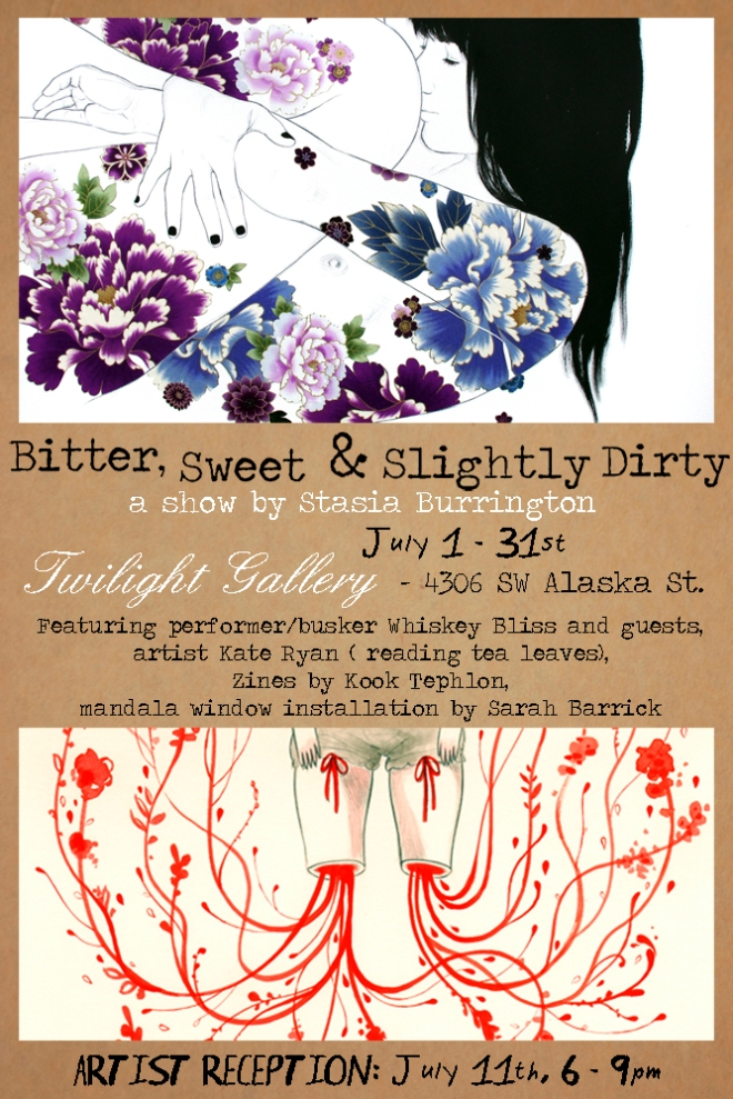 bitter sweet & slightly dirty 2