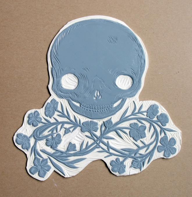 skull stamp 4