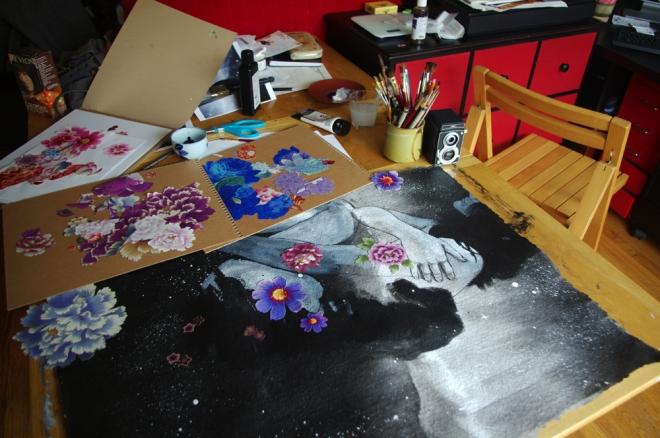 nebula work space