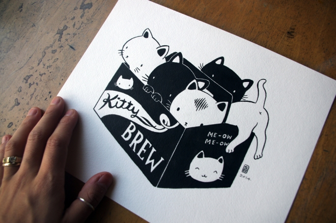 kitty brew 1